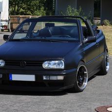 Besonderer Look für VW Cabriolet