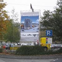 Mietbauschilder im Siegerland
