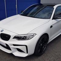 BMW M2 mit Veredlung einzelner Elemente