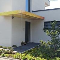 Aluminium Vordachanlage